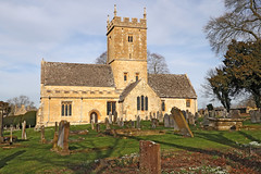 St Eadburgha's Church, Broadway (Roger Wasley) Tags: st eadburgha church broadway worcestershire architecture cotswold village snowshill alfredthegreat daughter history ancient grand