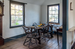 Gonzalez-Alvarez House (RNuckolls) Tags: table chairs meal