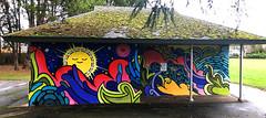 Essex Park by Rather Severe (wiredforlego) Tags: graffiti mural streetart urbanart aerosolart publicart portland oregon pdx rathersevere