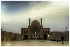 Mezquita de Agha Bozorg. (bit ramone) Tags: kashan persa kachi azulejo irán isfahan bitramone travel viajes mezquita mosque islamic islámico جمهوریاسلامیایران
