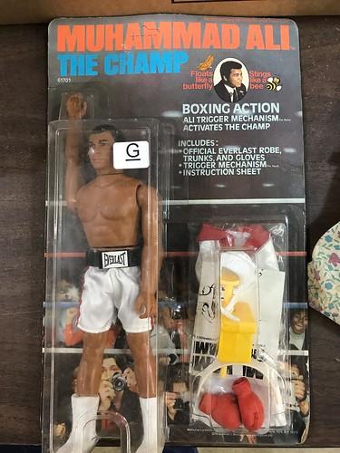 Muhammad Ali Doll ($67.20)