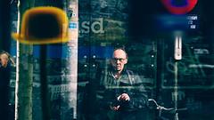 Antwerp (Marc Pennartz) Tags: antwerp street belgium people reflections cinematic
