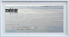 5 By the sea in Hovås (andantheandanthe) Tags: sweden gothenburg hovås snow sky sverige göteborg schneeklippen schweden ciel neige cielo neve nieve ice sea pier islands eis meer inseln îles de la mer glace isole del molo mare ghiacciato islas muelle mar hielo
