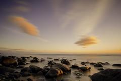 Floating (Leticia Lorenzo S Photography) Tags: landscape sea seascape seaside sunset sundown clou goldenhour nature sky beach canaryisland grancanaria