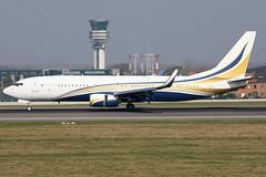 N737GG 21032019 (Tristar1011) Tags: ebbr bru brusselsairport boeing boeingbusinessjet seventhreeseventwoaviation 737800 b738 bbj2 n737gg