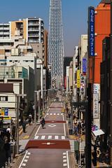 タワービュー通|東京 Tokyo (里卡豆) Tags: 日本 jp olympus penf olympuspenf 45mm f12 pro olympus45mmf12pro 東京都