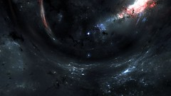 Spaces (maria.judova) Tags: render graphics art digitalart blender motiondesign motiongraphics 3d cgi vfx blackhole astronomy space universe cosmos spaceart outerspace cycles