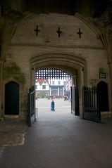 Abbey Gate (Martin Pettitt) Tags: 2019 abbeygardens abbeygate burystedmunds dslr march nikond90 outdoor spring suffolk town uk