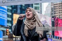 EM-190324-EndIslamophobia-002 (Minister Erik McGregor) Tags: activism buildmovementsnotwalls christchurchmassacre defenddemocracy donaldtrump dumptrump endislamophobia endwhitesilence endwhitesupremacy erikmcgregor freepalestine iamamuslimtoo lovetrumpshate muslimban muslimrights nyc nyc2palestine newyork newyorkcity newyorkers noban nomuslimbanever notmypresident peacefulprotest peacefulresistance photography protest refugeeswelcome resisttrump sanctuarycity solidarity standwithmuslims stopthehate timessquare travelban usa unitedagainstislamophobia whitesupremacy xenophobia bigotry demonstration humanrights photojournalism politics racism rally refusefascism revolution trumpvsallofus 9172258963 erikrivashotmailcom ©erikmcgregor