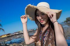 DSC_0307 (Robin Huang 35) Tags: 亞庇縣 沙巴 馬來西亞 my 謝立琪 kiki sabah malaysia 亞庇 遊拍 人像 portrait lady girl nikon d850
