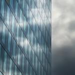 DSC_4140 modern glass facade - clouds mirror reflection thumbnail