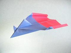 Rhinoplane - Jan Fuster Thomas (Rui.Roda) Tags: origami papiroflexia papierfalten airplane avião avion rhinoplane jan fuster thomas