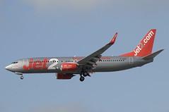 G-JZHZ (LIAM J McMANUS - Manchester Airport Photostream) Tags: gjzhz jet2com jet2 channex ls exs friendlylowfares jet2lanzarote boeing b737 b738 738 b73h 73h boeing737 boeing737800 egcc manchester man