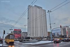 1236  + 1235 - 35 - 21.12.2018 (VictorSZi) Tags: poland warsaw varsovia transport tram tramvai publictransport winter iarna december decembrie nikon nikond5300