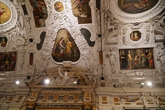 Siena Cathedral ceiling art and sculptures, Siena, Italy (Tatiana12) Tags: italy siena sienacathedral art architecture celling