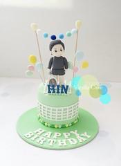 網球男子蛋糕 (vanlilychan) Tags: tennis 網球 男仕 606