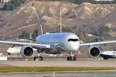 EC-MYX  A350-941  Iberia (n707pm) Tags: ecmyx airbus a350 350900 airport airplane aircraft airline lemd mad madridairport aeropuertodemadridbarajas iberia ib 11012019 cn227 madridbarajasinternationalairport espana spain pacodelucía