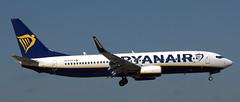 Boeing 737-800 EI-FTZ (707-348C) Tags: dublinairport eidw dub dublin airliner jetliner boeing boeing737 b738 eiftz ryanair ryr 2017 passenger ireland