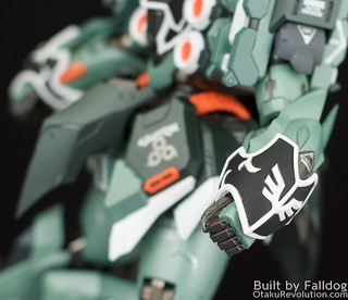 Steel Legend Metal Build Kshatriya 20 by Judson Weinsheimer