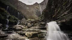 Salto del Nervión (Raul Piki Bolukua) Tags: waterfall cascada saltodelnervión delika hellscanyon cañondelinfierno cañon canyon landscape paisaje largaexposición longexposure basquecountry euskalherria paísvasco paysbasque