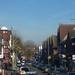Sunny day on the Kings Heath High Street