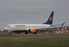 TF-ICU Boeing 737-8 Max Icelandair (corkspotter / Paul Daly) Tags: tficu boeing 7378 max b38m 44355 6866 l2j 4cc510 ice fi icelandair 2018 n1786b 20180330 dub eidw dublin