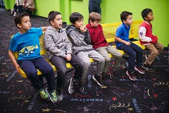 4713 Bards (mliu92) Tags: calcifer son belmont pumpitup birthday inflatable party nikkor 3514