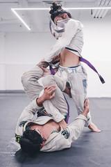 Jiu Jitsu Deathmatch (Corey Rothwell) Tags: bjj jiujitsu jiu jitsu hawaii wrestling ufc mma gi purple