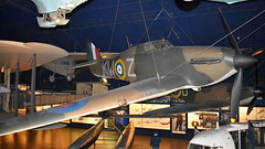 Hawker Hurricane I c/n W/O-5422 United Kingdom Air Force serial L1592 code KW-Z (sirgunho) Tags: london science museum england united kingdom preserved aircraft flight aviation hawker hurricane i cn wo5422 air force serial l1592 code kwz