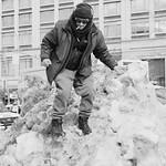man on a snowbank thumbnail