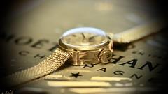 MM Timepieces (u. Scheele) Tags: macro makro macromondays mm nahaufnahme canon canoneos80d closeshot closeup eos80d eos digital tamron uhr damenuhr indoor gold erbstück antik unschärfe watch heirloom old zeitmesser timer timepieces