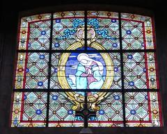 Blois, Loir-et-Cher: église Saint Vincent, chapelle de la Bonne Mort (Marie-Hélène Cingal) Tags: blois france centrevaldeloire 41 loiretcher église eliza iglesia church chiesa crkva kirche kirik kirsche kostol kerk kirke