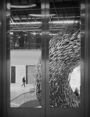 Fisketorvet (JamieDieu) Tags: 35mmfilm blackandwhite ilford dslrscan