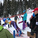2019 U14 Provincials hosted by Prince George Ski Club - GS start