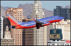 N476WN - Las Vegas McCarran (LAS) 01.10.2009 (Jakob_DK) Tags: b737 b737700 boeing boeing737 737 737700 boeing737700 737ng b737ng boeing737ng klas las lasvegas lasvegasmccarran mccarraninternationalairport swa southwest southwestairlines 2009 n476wn