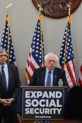 Expand Social Security Press Conference, From FlickrPhotos
