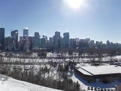 Calgary on a winters day Feb 2019 (davebloggs007) Tags: calgary alberta canada winter february 2019
