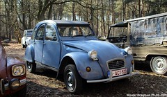 Citroën 2CV Spécial (XBXG) Tags: oact529 citroën 2cv spécial citroën2cv 2pk eend geit deuche deudeuche 2cv6 blue bleu céleste winterhoesmeeting 2019 huppel lupinestraat hechteleksel hechtel eksel limburg vlaanderen belgië belgique belgium vintage old classic french car auto automobile voiture ancienne française france vehicle outdoor