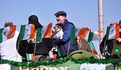 2019 St. Patricks's Day Parade (caboose_rodeo) Tags: 67 float paradefloat norwalkct
