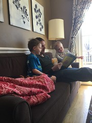 """Daddy Reads to Paul and Dani • <a style=""""font-size:0.8em;"""" href=""""http://www.flickr.com/photos/109120354@N07/33601861918/"""" target=""""_blank"""">View on Flickr</a>"""