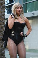 IMG_4489 (willdleeesq) Tags: cosplay cosplayer cosplayers anaheimconventioncenter wca2019 wondercon wondercon2019 birdsofprey blackcanary jla justiceleague dccomics