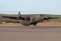 IMG_9135 copy© (Jon Hylands) Tags: lockheed c130 hercules raf royalairforce aviation aerospace aircraft transport saunton sands devon military beach