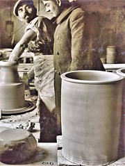 Hohr, germany Ceramics pic and text NARA111-SC-51283_001 (over 16,000,000 views Thanks) Tags: stoneware hohrgermany ww1 worldwari americanoccupation germany german 1919 ceramics pottery