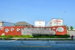(gordon gekkoh) Tags: wyse d30 detroit graffiti