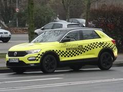 "Volkswagen T-Roc ""Fahrschule Hintenberger"" (harry_nl) Tags: germany deutschland 2019 bocholt volkswagen troc fahrschule hintenberger"
