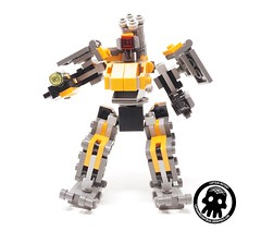 4-Solo (captainmutant) Tags: afol lego legospace legography photography sciencefiction scifi brickography toy overwatch blizzard