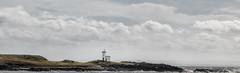 Saint Monans Lighthouse (JardinsLeeds) Tags: lighthouse phare saintmonans écosse paysageécosse scottishlandscape scotland saintmonanslighthouse paysage landscape nikond800e