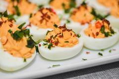 40th Birthday Party (joshbousel) Tags: birthdayparty deviledeggs eat eggs food party srirachadeviledeggs