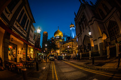 Sultan Mosque (Thanathip Moolvong) Tags: singapore centralregion sg sultan mosque kampung glam