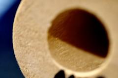 Wood hole (joka2000) Tags: holes hmm macromondays wood